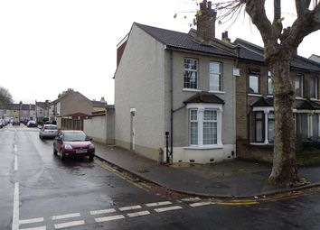 Thumbnail 3 bed end terrace house to rent in Colney Road, Dartford