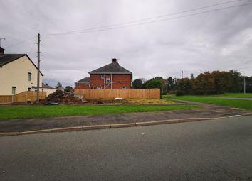 Land for sale in Plough Lane, Shotton, Deeside CH5