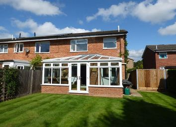 Thumbnail 3 bed end terrace house to rent in Common View, Stedham, Midhurst