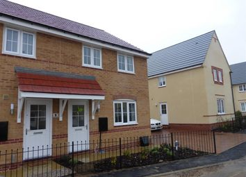 Thumbnail 3 bed property to rent in Michaels Drive, Corby