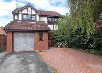 Thumbnail 4 bed detached house for sale in Elgar Drive, Long Eaton, Nottingham
