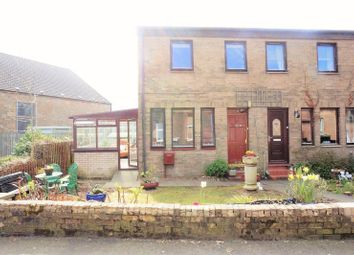 Thumbnail 3 bed end terrace house for sale in Service Street, Lennoxtown