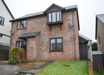 Thumbnail 1 bed terraced house to rent in 4, Campion Close, Llanllwchaiarn, Newtown, Powys
