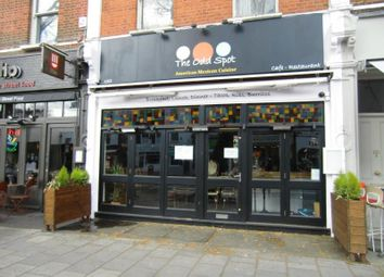 Restaurant/cafe to let in Shop Only, 132, Chiswick High Road, Chiswick W4