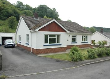 Thumbnail 3 bed detached bungalow to rent in Cwmduad, Carmarthen