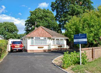 Thumbnail 3 bed detached bungalow for sale in Everton Road, Hordle, Lymington