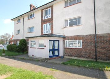 Thumbnail 2 bed flat for sale in Huckleberry Close, Chatham, Kent