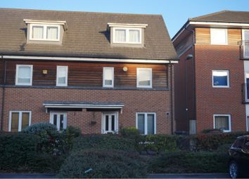 Thumbnail 3 bed town house to rent in Meadow Way, Reading