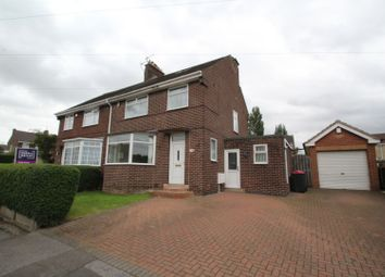 Thumbnail 4 bed semi-detached house for sale in St. Leonards Avenue, Rotherham
