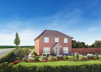 """Thumbnail 3 bedroom detached house for sale in """"Amberley"""" at Wrexham Road, Chester"""