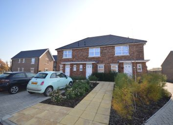 Thumbnail 2 bed property to rent in Pynham Crescent, Broad Road, Hambrook