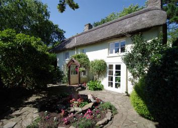 Thumbnail 2 bedroom cottage for sale in Church Hill, Knowle, Braunton