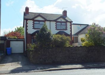 Thumbnail 3 bed detached house for sale in High Lane, Chell, Stoke-On-Trent