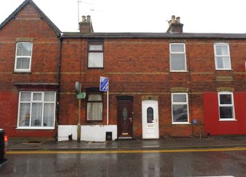 Thumbnail 2 bedroom terraced house for sale in Springfield Road, Grantham