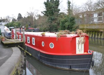 Thumbnail 2 bed houseboat to rent in The Ham, Brentford