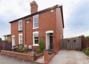 Thumbnail 2 bed semi-detached house for sale in Hampton Dene Road, Hampton Dene, Hereford