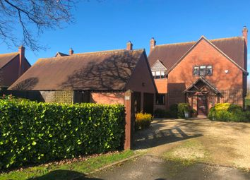 Thumbnail 5 bed detached house for sale in Clifden Road, Worminghall, Buckinghamshire