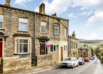 Thumbnail 3 bed terraced house for sale in Thorn View, Luddenden, Halifax