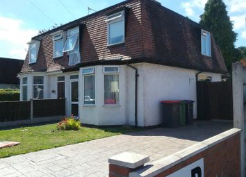 Thumbnail 3 bedroom semi-detached house for sale in Dawley Road, Arleston, Telford