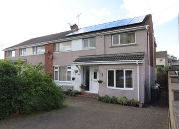 Thumbnail 5 bed semi-detached house for sale in Limetree Crescent, Cockermouth, Cumbria