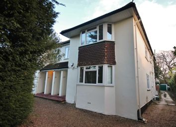 Thumbnail 2 bed flat to rent in Thetford Road, New Malden