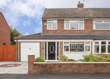 Thumbnail 3 bed property for sale in Newstead Road, Wigan