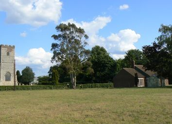 Thumbnail 3 bed detached bungalow to rent in Newton, Sudbury, Suffolk