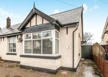Thumbnail 2 bed semi-detached bungalow for sale in Bolton Grove, Seaton Carew, Hartlepool
