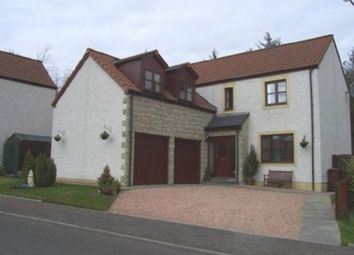 Thumbnail 4 bed detached house to rent in Maree Way, Glenrothes