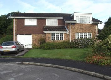 Thumbnail 4 bed detached house to rent in Swift Close, Crowborough