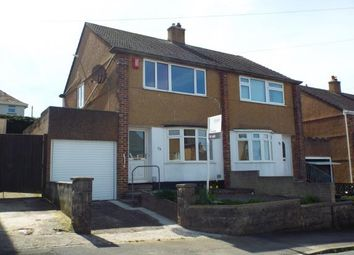 Thumbnail 3 bed semi-detached house for sale in Plymstock, Devon, Plymouth