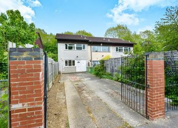 Thumbnail 3 bed end terrace house for sale in Daniels Welch, Coffee Hall, Milton Keynes