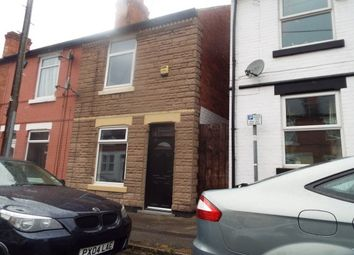Thumbnail 2 bed end terrace house to rent in Fox Grove, Basford