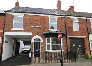 Thumbnail 2 bed flat to rent in Blenheim Street, Hull