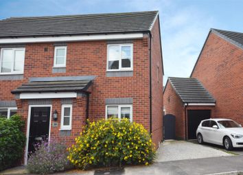 Thumbnail 3 bed semi-detached house for sale in Owston Road, Annesley, Nottingham