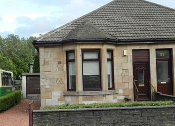 Thumbnail 1 bed bungalow to rent in Holmhead, Kilbirnie