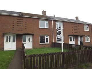 Thumbnail 2 bed terraced house to rent in Sweethope Avenue, Ashington