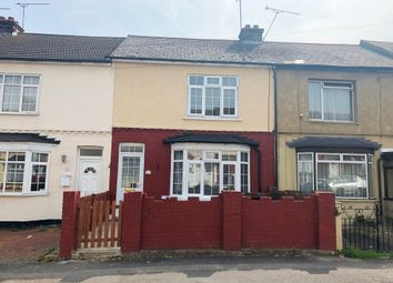 Thumbnail Terraced house for sale in King Edward Road, Gillingham