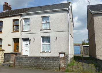 Thumbnail 3 bed semi-detached house for sale in Tirycoed Road, Glanamman, Ammanford, Carmarthenshire.