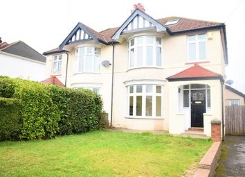4 bed semi-detached house to rent in Mayals Road, Mayals, Swansea SA3