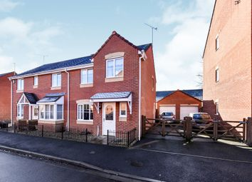 Thumbnail 3 bedroom semi-detached house for sale in Severn Drive, Taunton