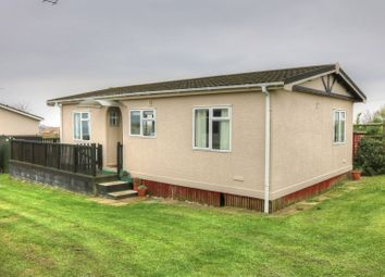 Thumbnail 2 bedroom mobile/park home for sale in Trimingham House Beacon Road, Norwich