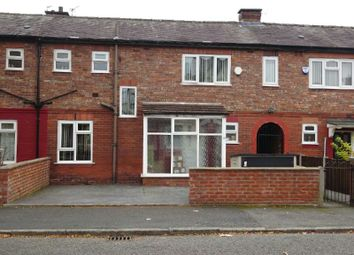 Thumbnail 3 bed terraced house to rent in Lime Grove, Old Trafford, Manchester