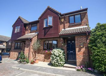 Thumbnail 2 bed semi-detached house for sale in Kingcup Close, Shirley Oaks, Shirley, Croydon, Surrey