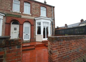 Thumbnail 4 bed terraced house to rent in Cambridge Road, Thornaby, Stockton-On-Tees