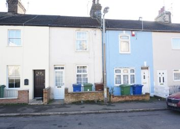 Thumbnail 2 bed terraced house to rent in Church Street, Grays