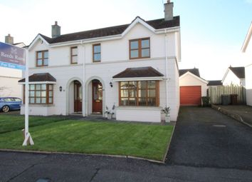 Thumbnail 3 bed semi-detached house for sale in Bates Park, Greenisland