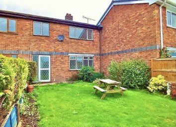 Thumbnail 3 bed terraced house for sale in Broughton Crescent, Worthenbury, Wrexham