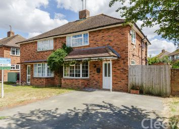 Thumbnail 3 bed semi-detached house for sale in Dale Walk, Bishops Cleeve, Cheltenham