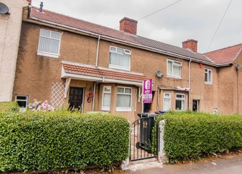 Thumbnail 3 bed terraced house for sale in St. Peters Road, Doncaster